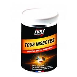 Insecticide fumigène spécial infestation boîte 30 g