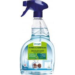 Nettoyant vitres et surfaces sans parfum Enzypin 750ml