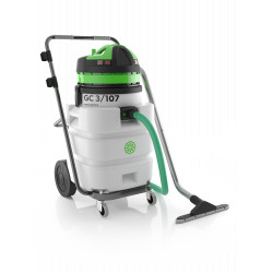 Aspirateur eau et poussière 2 900 W cuve plastique 107 L  GC 3/107 ICA