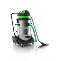 Aspirateur eau et poussière cuve inox 78 L GS 3/78 ICA