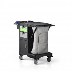 Chariot de ménage Brix PT Imprégnation compact ICA
