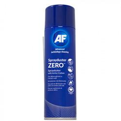 Gaz dépoussiérant au charbon actif 420 ml Sprayduster ZERO AF