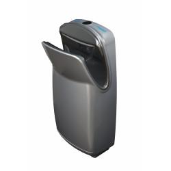 Sèche-mains GRIS Airwind Plus Hexotol - Profil