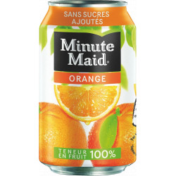 Minute maid 33 cl - Lot de 24