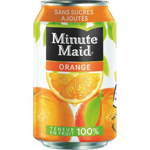 Minute maid 33 cl - Lot de 24