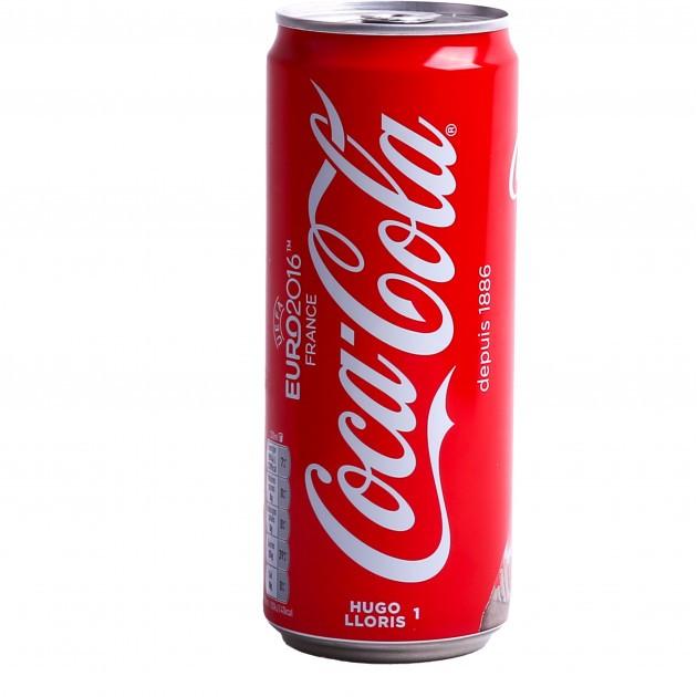 Coca cola 33 cl - Lot de 24