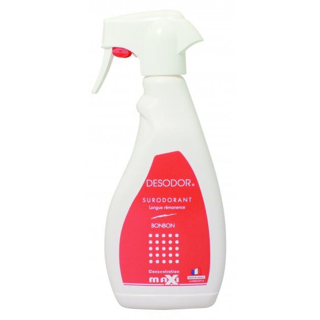 Désodorisant surodorant parfumé spray 500 ml BONBON