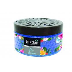 3 +1 GRATUIT Désodorisant perles parfumantes Fleurs de lagon pot 300 g Boldair