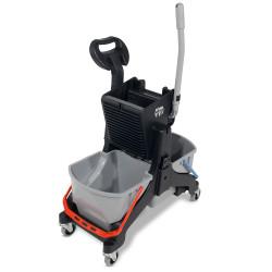 Chariot de lavage à presse MidMop MMT 1616G Numatic