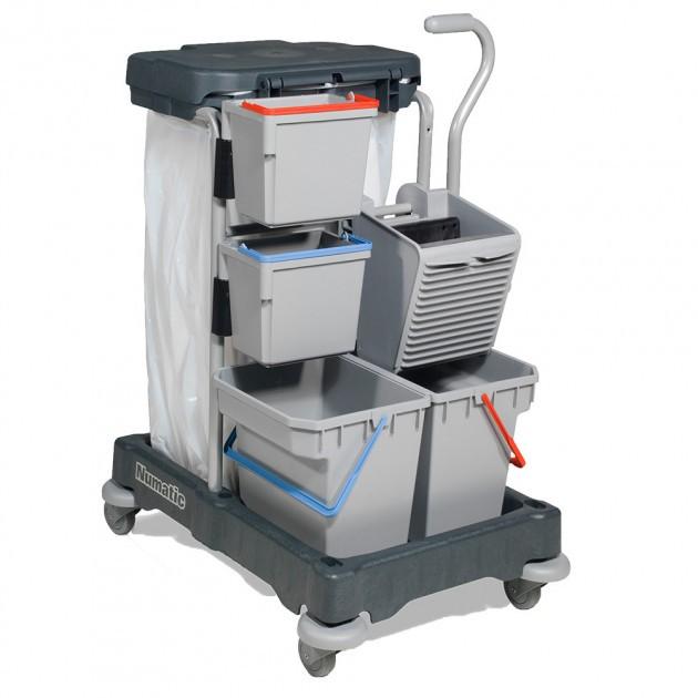Chariot de ménage compact SCG1405 Numatic