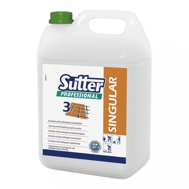 Cire liquide pour sols poreux bidon de 5 L Singular Sutter