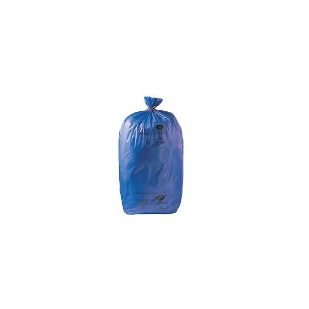 Sac poubelle NF liens classiques 110 L - carton de 250
