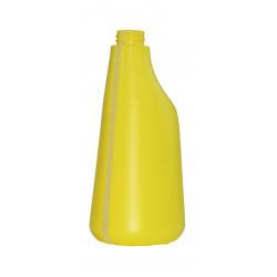 Flacon pulvérisateur 600 ml JAUNE