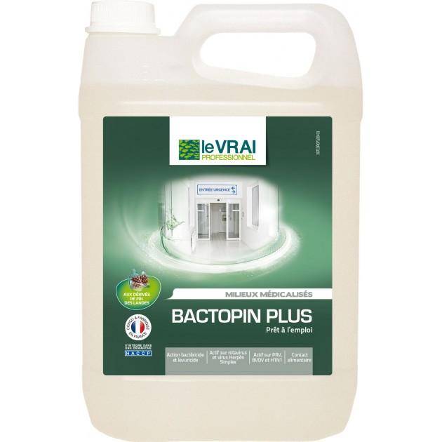 produit nettoyant désinfectant et virucide