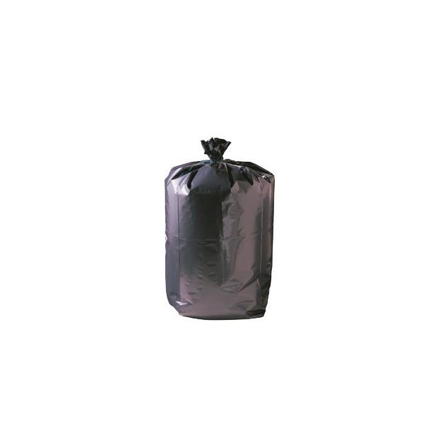 Sac poubelle HD noir lien classique Jet'Sac 130 L - carton de 250