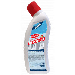 Désinfectant détartrant sanitaires 750 ml WC Mouss' Delcourt - lot de 2