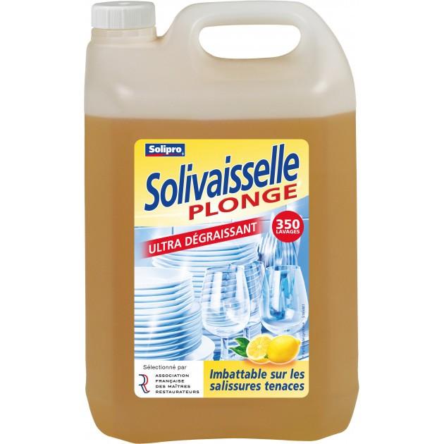 Liquide vaisselle SOLIVAISSELLE 5L