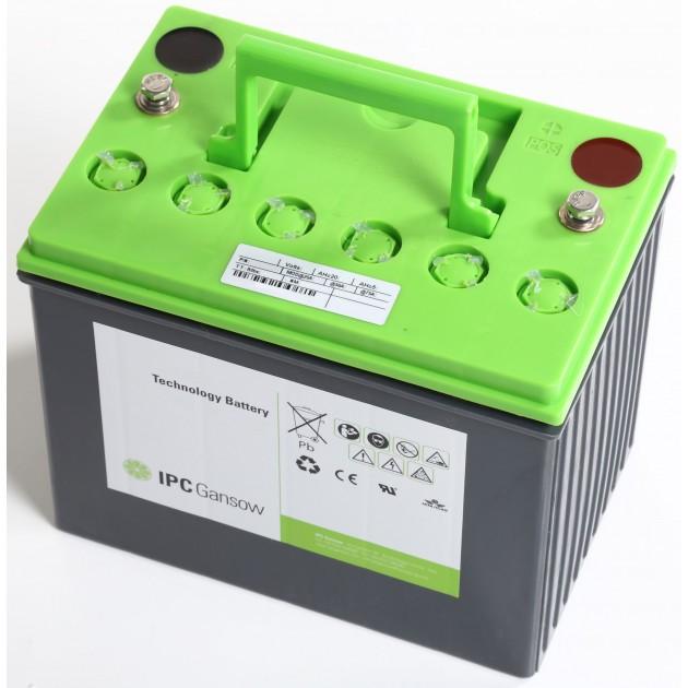 Batterie gel 12V 105Ah pour balayeuse 712ET