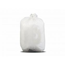 Sac poubelle HD blanc lien classique 5 L Jet'Sac - carton de 1 000