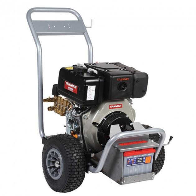 Nettoyeur haute pression eau froide diesel BENZ 200/17