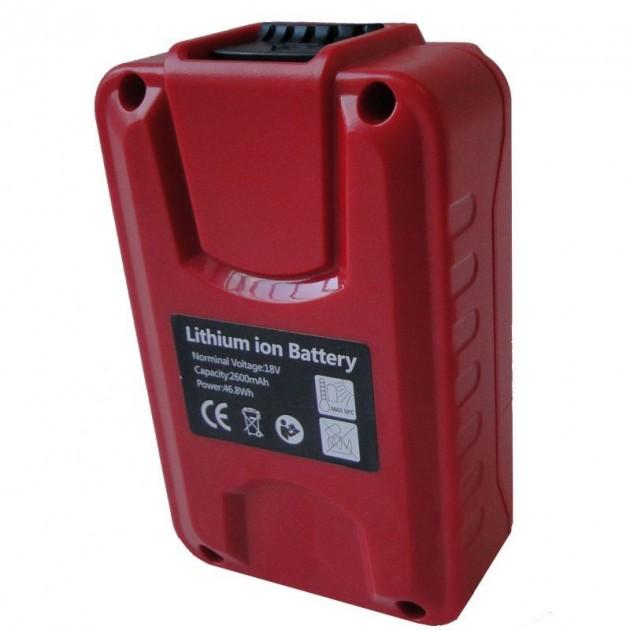 100A001 - Batterie lithium-ion 18 Volts pour pulvérisateur électrique