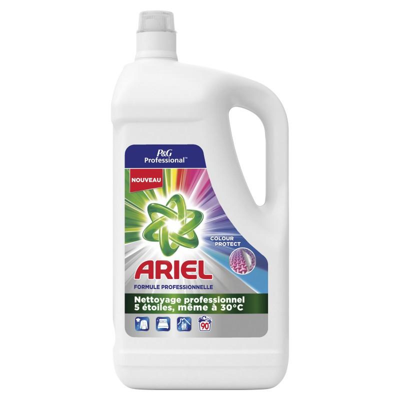 Lessive liquide ARIEL COLOR 90 doses