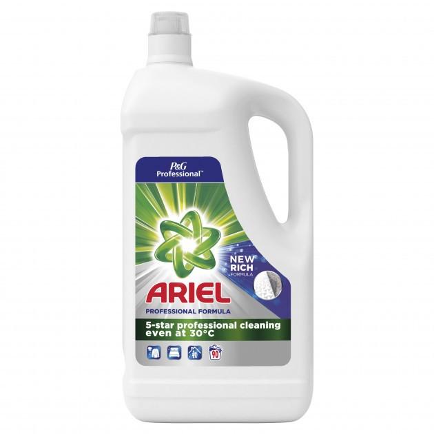 2+1 GRATUIT Lessive liquide concentrée Ariel Actilift - bidon de 90 doses