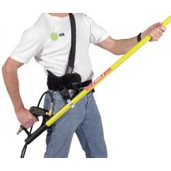 Harnais lance télescopique pour nettoyeur haute pression