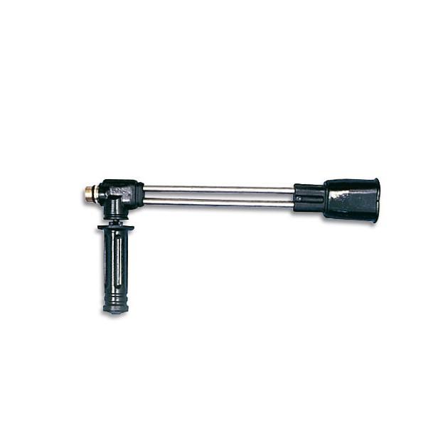Lance double pour nettoyeur haute pression 30 cm avec protection