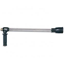 Lance double pour nettoyeur haute pression 50cm avec protection