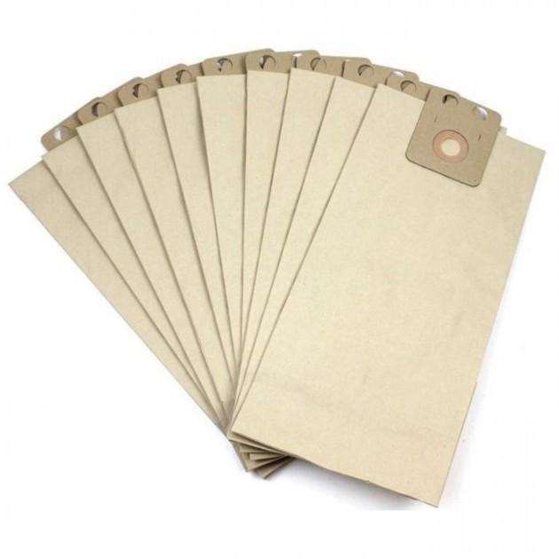 SA0004016/10 - Paquet de 10 sacs papiers pour SPC CARPET 3