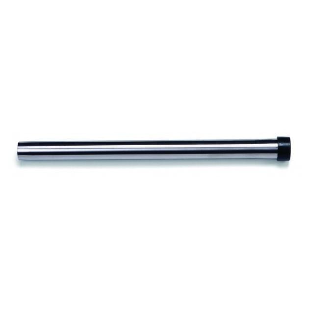 AA0000001019 - Tube droit chromé 50cm + bague nylon diamètre 32