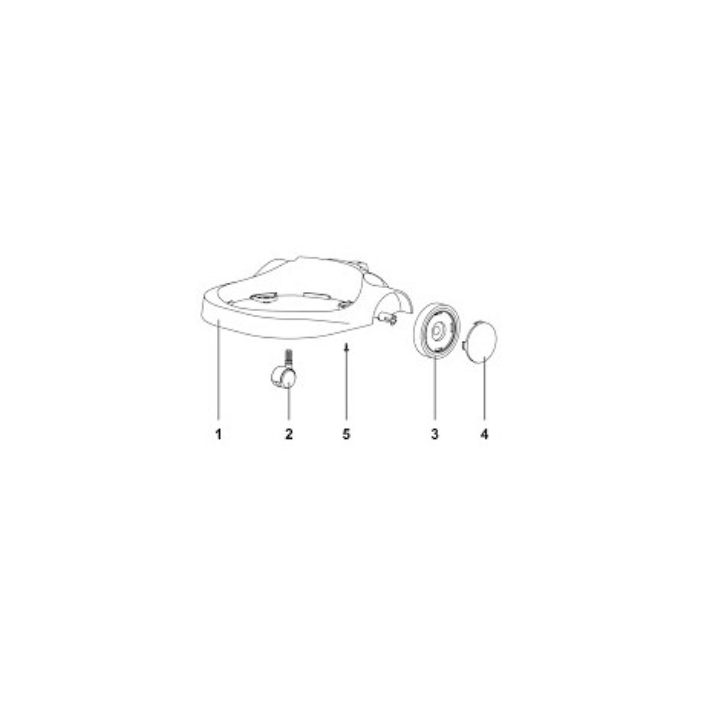 Rapidfix 5x15 pour aspirateur GP 1/16 VTVT71960