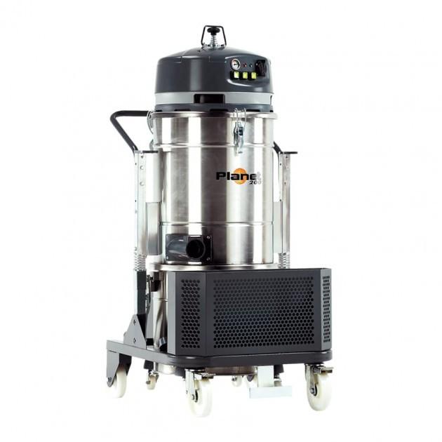 Aspirateur industriel poussières nocives PLANET 200 TSH