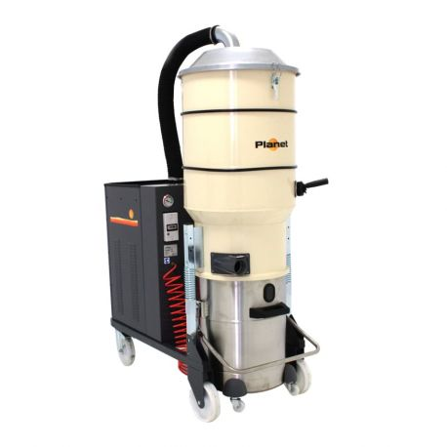 Aspirateur industriel poussières PLANET 755 AF