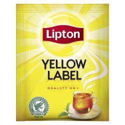 """Lot de 100 Sachets thé """"lipton"""" nature"""