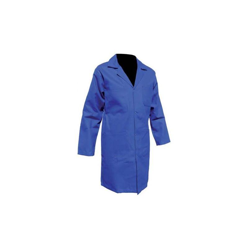Blouses homme coton bleu