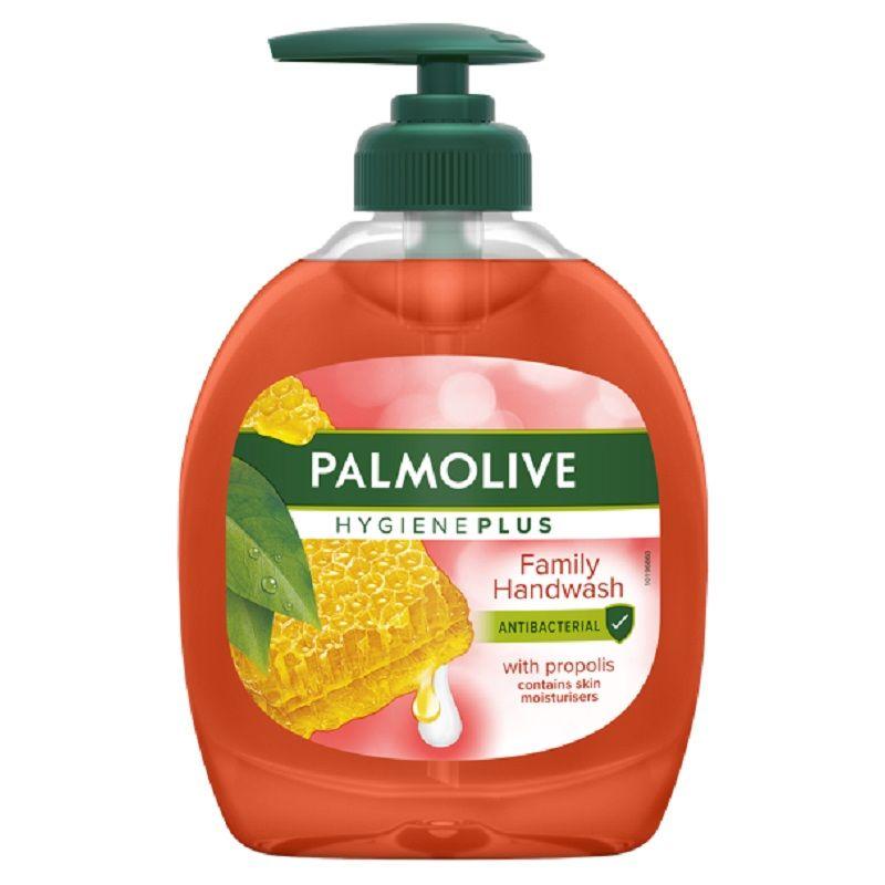 Savon poussoir Palmolive Pouss'Mouss, hygiène plus, par 6, différents parfums