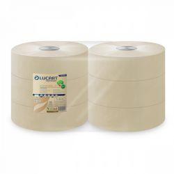 Papier toilette jumbo EcoNatural 350 m - colis de 6 bobines