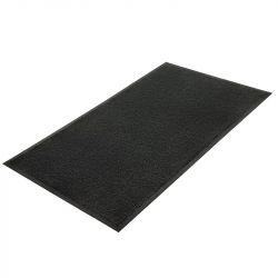 Tapis d'accueil intérieur microfibre super absorbant Microstar 90 x 150 cm gris