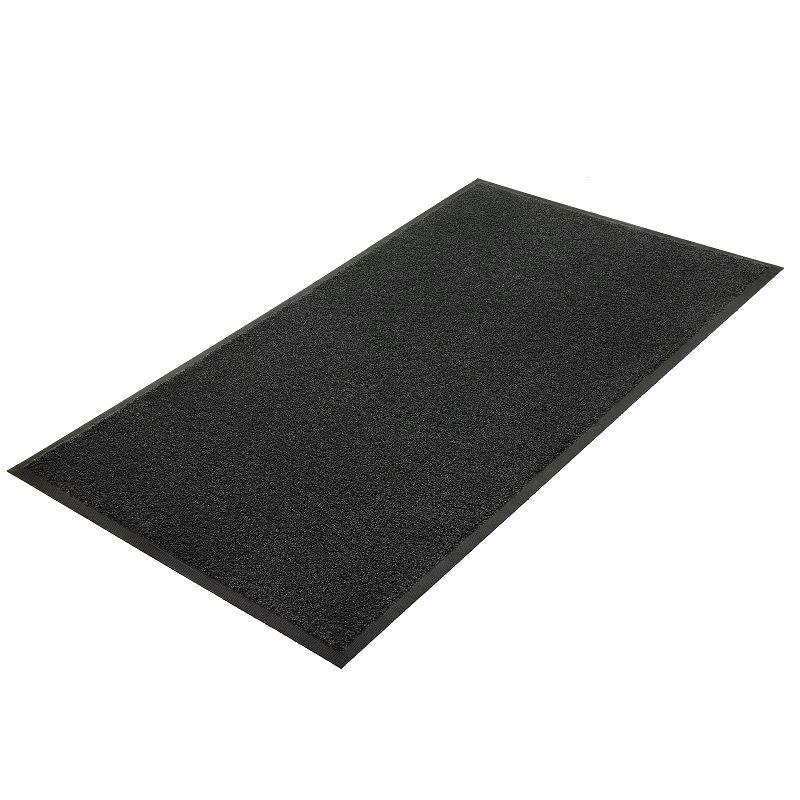 Tapis d'accueil microfibre absorbant 90 x 150 cm