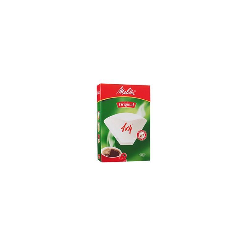 Filtres café Melita No 4