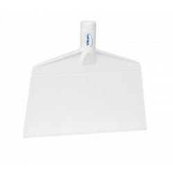 Spatule alimentaire flexible nylon blanc 270 mm