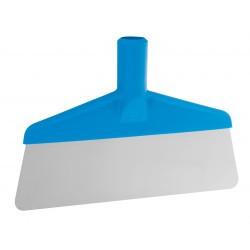 Spatule alimentaire lame flexible bleu 260 mm