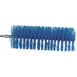 Tête de goupillon alimentaire medium Ø60 mm 200 mm bleu