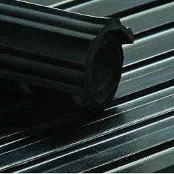 Tapis caoutchouc cannelé en rouleau normes PMR ERP 120x100cm