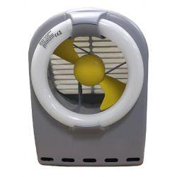 Piège anti-insectes avec ventilateur