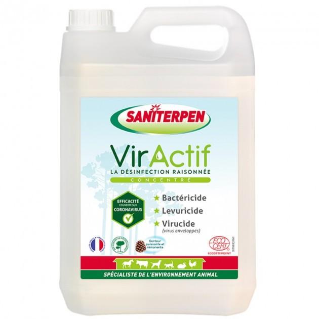 Viractif 5L concentré saniterpen