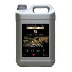 Détergent surodorant contact alimentaire Sensual 2D 5 L fleur coton