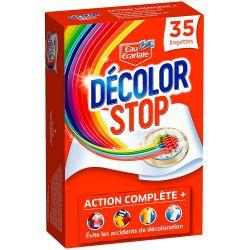 Décolor Stop Action Complète Lingette Anti-Décoloration - boîte de 35
